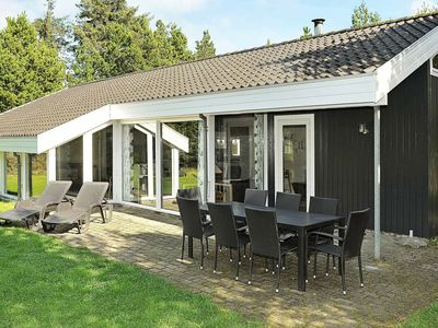 Photo for Cozy Holiday Home in Norre Nebel with Private Spa