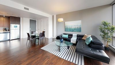 Photo for Downtown Lux Apartments Studio 1BD 10 F