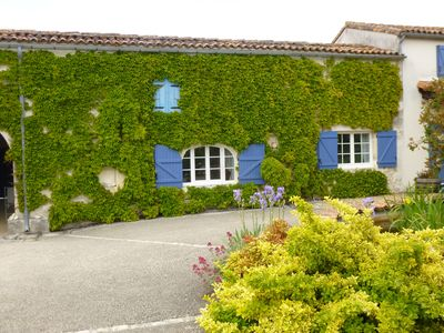 Photo for 2BR House Vacation Rental in Segonzac, Nouvelle-Aquitaine