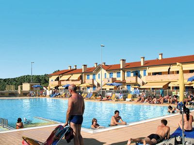 Photo for Apartment Villaggio Solmare  in Rosolina Mare, Adriatic Sea / Adria - 7 persons, 3 bedrooms