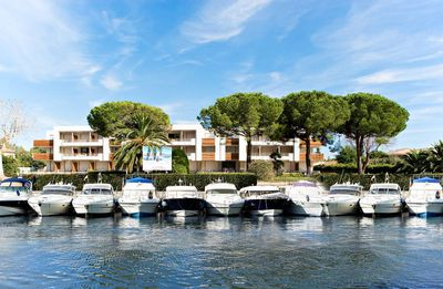 Photo for Apartment Carré Marine  in Cannes - Mandelieu, Côte d'Azur - 4 persons, 1 bedroom
