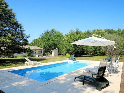 Photo for Vacation home Anguilouse  in Hopital, Aquitaine - 9 persons, 4 bedrooms
