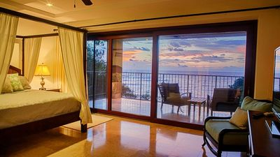Photo for Large/Luxury Oceanfront Condo Directly on the Beah - Privacy and Location