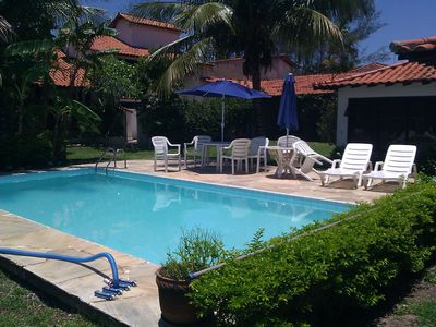 Photo for Beautiful house in Geribá - Walk to 2 beaches