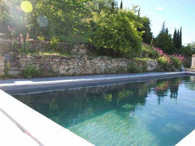 Photo for South Ardeche Balazuc House of charm 3 stars beautiful location Vignes