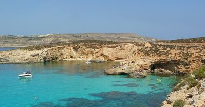 Photo for Beautiful large 2 bed Apartment in popular Xlendi Bay 2 minutes from the beach