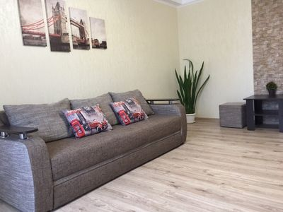 Photo for 2bedroom apartment Obolon