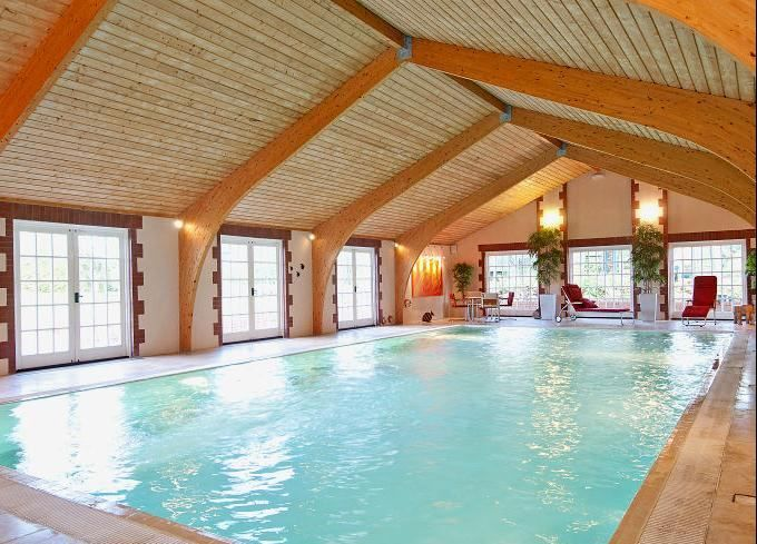 Private Indoor Swimming Pools robinswood: holiday house with with a private indoor pool in