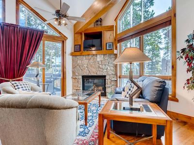Photo for Ski In/Out - Upscale home, Excellent Location! Walk to Main Street! Hot tub.