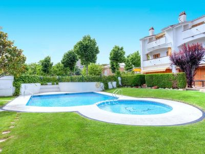 Photo for Vacation home Residencial Anell D'Aro  in Playa de Aro, Costa Brava - 8 persons, 4 bedrooms