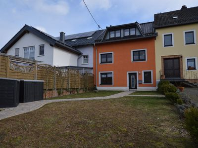 Photo for Comfortable apartment with private garden in the wooded surroundings of the Eifel