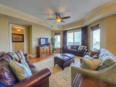 Photo for Luxury Defined!  Harbor Landing  3 Bedroom unit A404, near the beach!