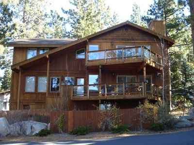 Photo for FABULOUS LAKE TAHOE HOME WITH PRIVATE BEACH AND GATED COMMUNITY