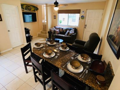Photo for Location! Location! Great Well Equipped Condo 300 Yards From Beach,  2 Pools