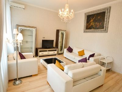 Photo for Super Luxury Huge Apartment in the very city center