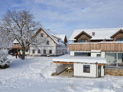 Photo for Holiday home with a balcony with a view of the Ybbstal Alps