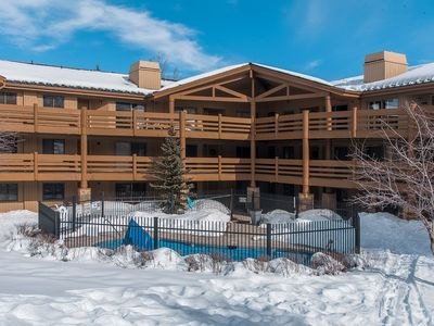 Photo for Spacious 2-Bedroom Park City Base Area Rental by All Seasons Resort Lodging