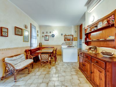"""Photo for Charming Home """"Casa dei Gerandi"""" on the Beach with Terraces & Air Conditioning; Pets Allowed"""