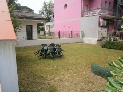 Photo for Holiday apartment with large garden