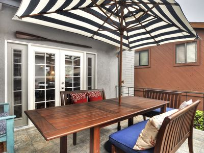Photo for BEAUTIFULLY REMODELED Front COTTAGE & detached UPPER UNIT