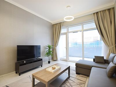 Photo for Perfect 1BR With Parking In Regent Court - JVC