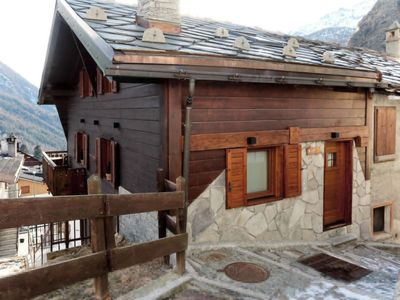 Photo for Apartment Chalet Plen Solei (VOU125) in Valtournenche - 5 persons, 2 bedrooms