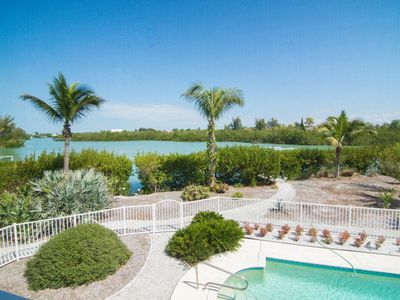 Photo for Lovely Home with 3 bedrooms, 31/2 baths, on the bayou with pool and boat dock