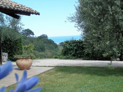 Photo for TOP HOLIDAY HOMES IN THE MARCHE / ITALY VIEW ABOUT ADRIA