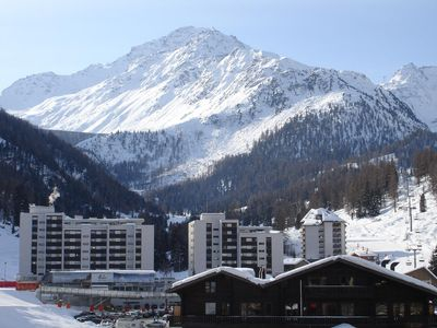 Photo for Studio for 2 people located in the 4 Valleys ski area, in Siviez