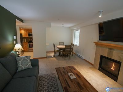 Renovated in 2019. Whistler Village Condo with Pool, Hot Tub and Free Parking