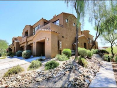 Photo for GATED UPGRADED CONDO IN HIGHLY DESIRABLE SCOTTSDALE LOCATION