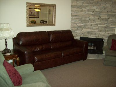 Photo for One Bedroom Condo in Downtown Gatlinburg (Unit 102)