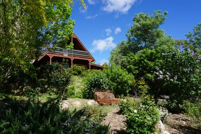 Camellia Cottage in Beechworth