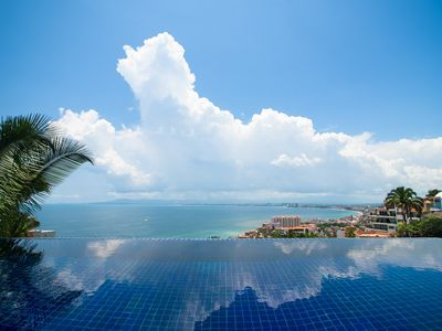 Photo for DISCOUNTED VILLA!  STUNNING SUNSET, PRIVATE POOL & PERSONAL CHEF