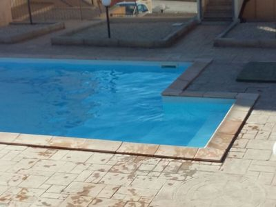Photo for APT in Castelsardo! With terrace & shared pool