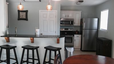 Photo for FULLY RENOVATED (July 2015) Cozy Beach Cottage On The West End