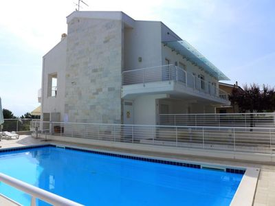 Photo for Santa Maria a Valle Apartment, Sleeps 6 with Pool, Air Con and WiFi