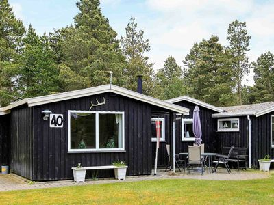 Photo for Magnificent Holiday Home in Blåvand With Terrace