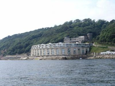 Photo for Right On The Seafront, Fantastic Sea Views, Fort Picklecome,Nr Torpoint
