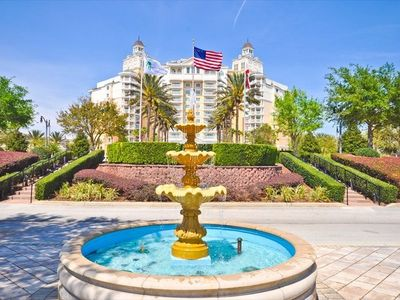 Photo for Magnificent Luxury Condo! Disney Fireworks Views!