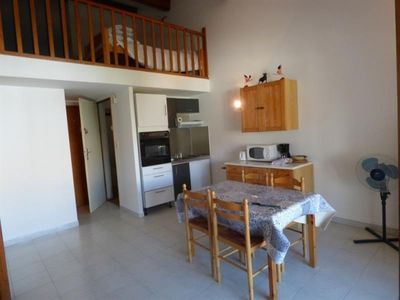 Photo for 1BR Apartment Vacation Rental in Saintes-Maries-de-la-Mer