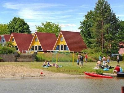 Photo for Holiday village Ferieninsel Tietzowsee, Zechlinerhütte  in Ruppiner Land - 6 persons, 2 bedrooms