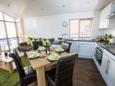 Photo for Seabreeze Lodge (2 Bed) Pets -  a lodge that sleeps 4 guests  in 2 bedrooms