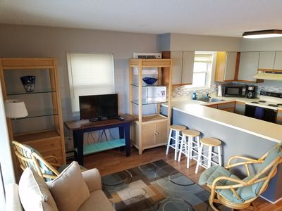 Photo for Fun Family Vacation in 3 BR Condo! 100 Steps to the Beach in North Ocean City