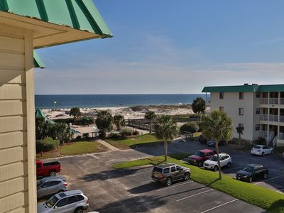 Photo for Gulf Shores Plantation 1307 Gulf View, Tennis Court, Indoor Pool, Private Balcony, Restaurant Onsite