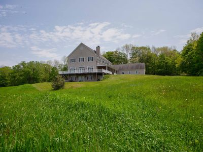 Photo for 55 acre Estate just minutes from the Woodstock Green.