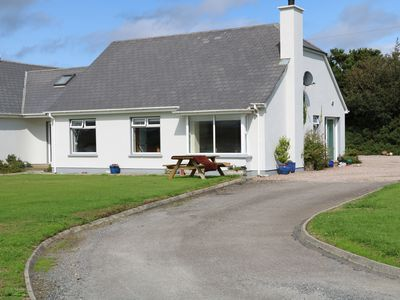 Photo for EDGEWATER, with open fire in Malin, County Donegal, Ref 968726