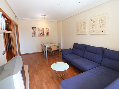 Photo for Apartment Edif. Playa Dorada in Salou - 5 persons, 3 bedrooms