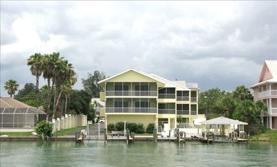 Photo for Waterfront Condo - Walking Distance to Beaches & Restaurants