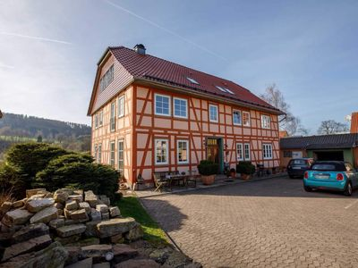 Photo for Pension | Apartments Froschkönig - double room incl. breakfast